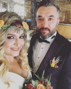 ece zereycan evlendi