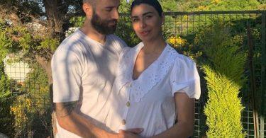 ebru şancı ve eşi