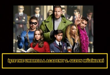 the umbrella academy 2. sezon müzikleri