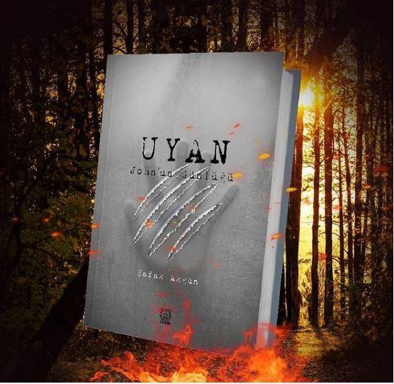 Şafak Akgün'ün Uyan- John'un Günlüğü kitabı yayınlandı