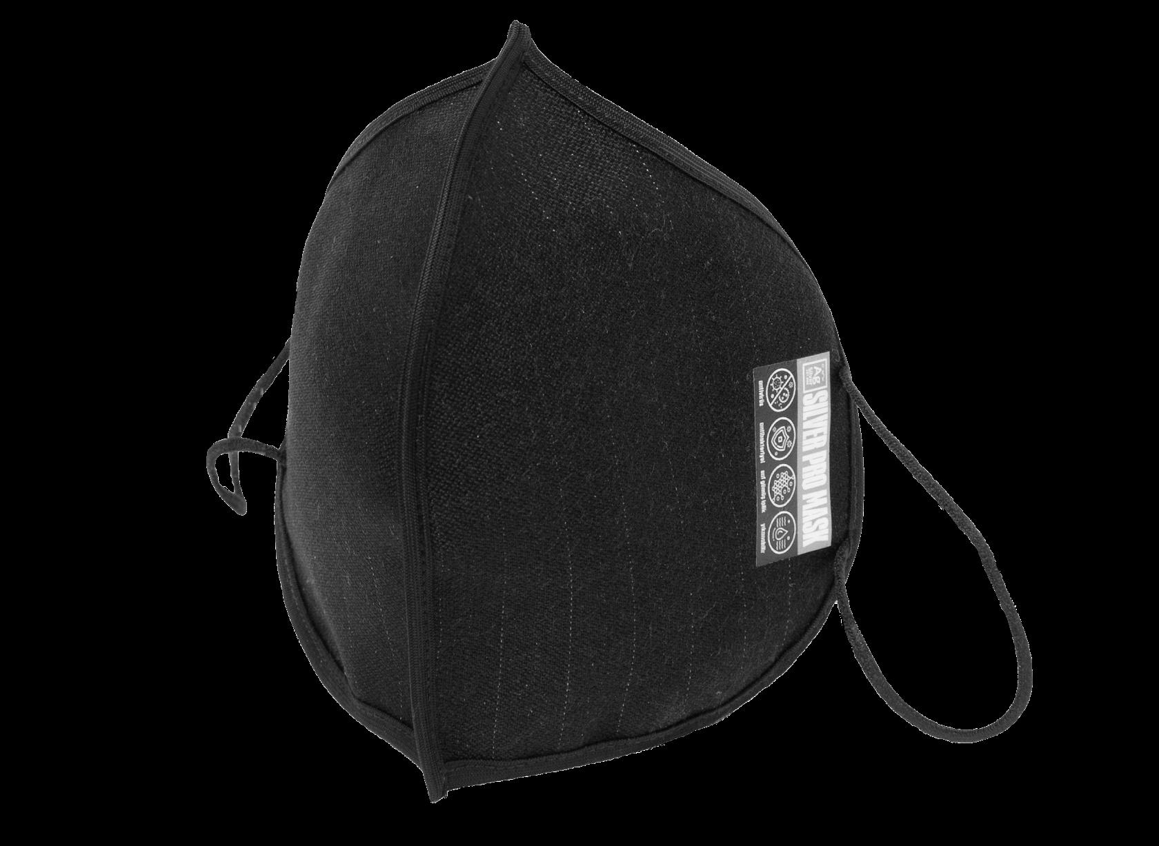 Saf Gümüşlü Maske Silver Pro Mask