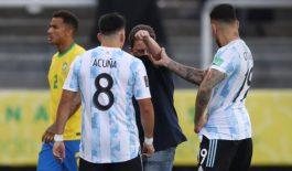 Brezilya – Arjantin maçına korona engeli