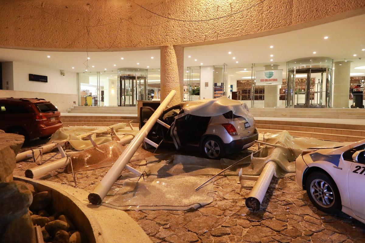 Meksika'da 7.1 şiddetinde deprem