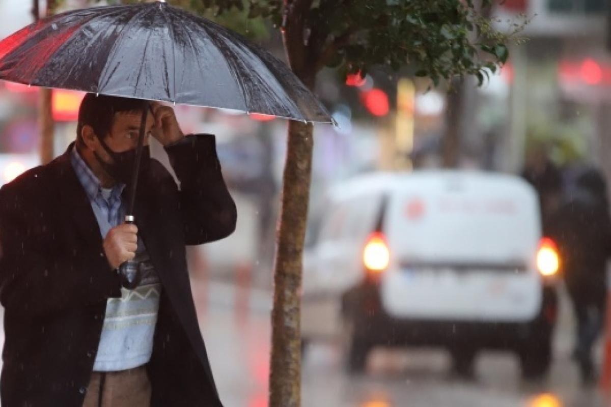 Meteoroloji uyardı! Bu illerde sağanak yağış bekleniyor