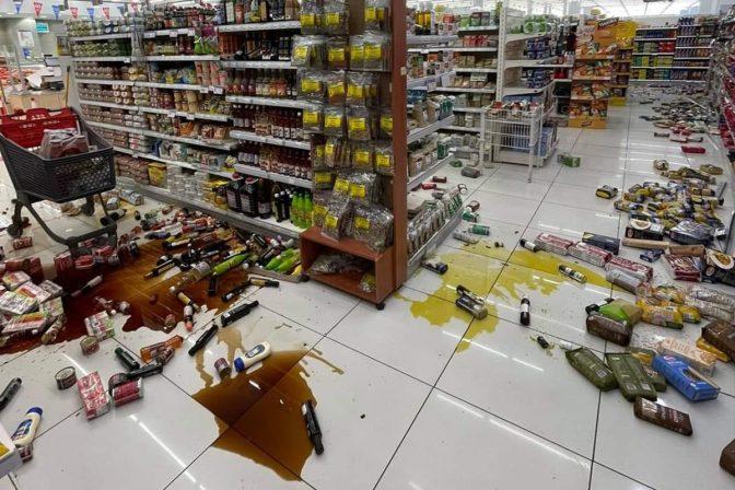 Yunanistan'ın Girit Adası'nda 6.3 büyüklüğünde deprem meydana geldi